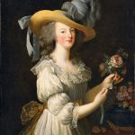 Portrait of Olympe de Gouge