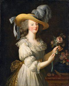 Portrait of Olympe de Gouge