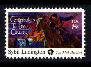 Sybil's Stamp